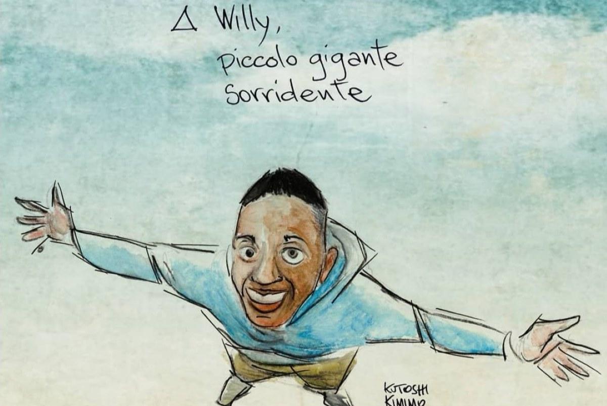 Willi Monteiro_ La banalità del male